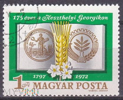 Keszthelyi Georgikon, 175th anniversary