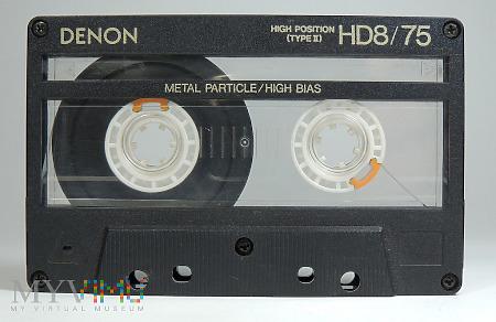 Denon HD8/75 kaseta magnetofonowa