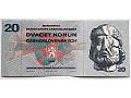 Zobacz kolekcję CZECHOSŁOWACJA banknoty