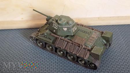 T-34-76 1943 fabr.112 Gorkowskie