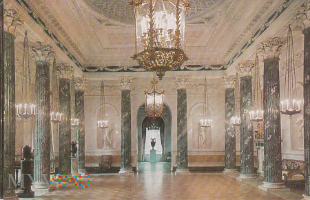Pavlovsk The Palace: The Grecian Hall