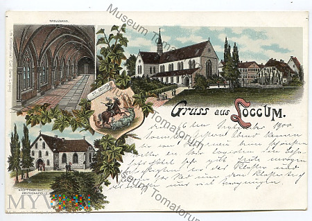 Pozdrowienia z Loccum - pocz. XX wieku