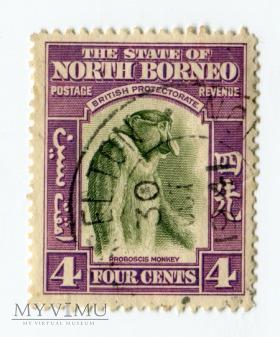 Borneo Północne znaczek North Borneo