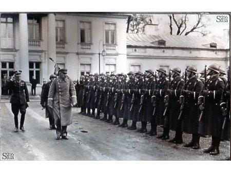 Szkoła Podchorążych Piechoty - Belweder - zdj. 011