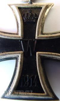 EK II Krzyż Żelazny (I WŚ)