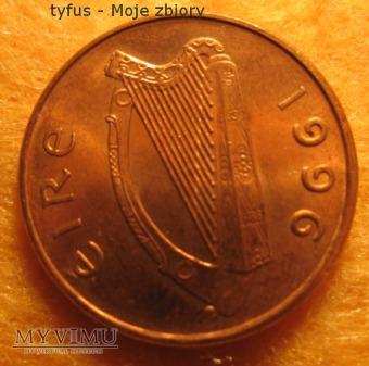 1 PENNY - Irlandia