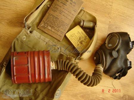 Duże zdjęcie Maska przeciwgazowa Mk V