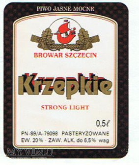 krzepkie strong light