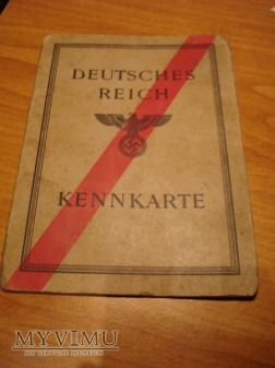 kennkarte 1945r