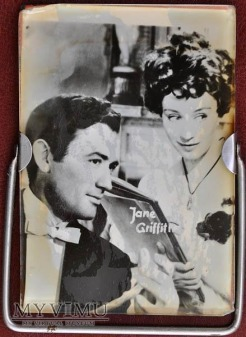 Gregory Peck i Jane Griffiths