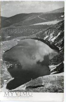Karkonosze - Wielki Staw - 1956