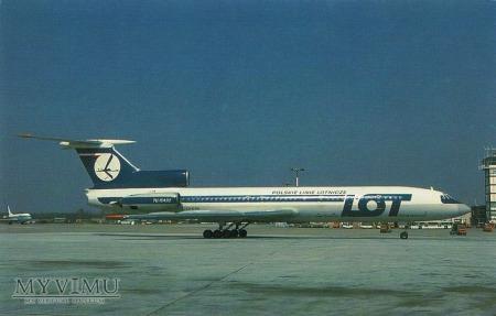 Tu-154B2, CCCP-85455
