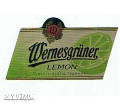 wernesgrüner lemon