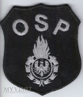 Emblemat OSP