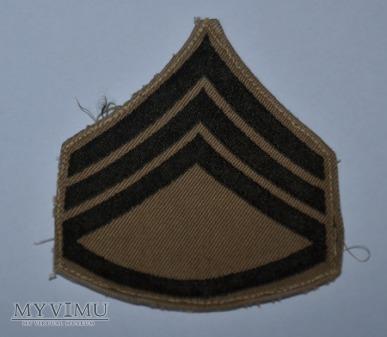 USMC Staff sergeant chevron khaki