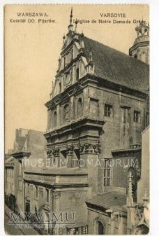 W-wa - Kościół Jezuitów - 1903-1918