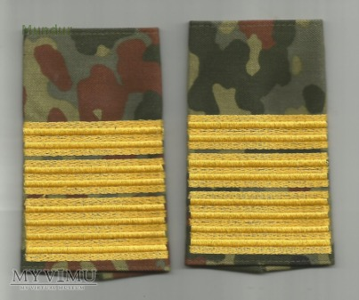 BW - polowe oznaki stopnia - Vizeadmiral
