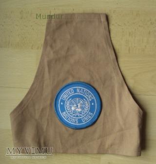 Naramiennik ONZ - kolejna wersja