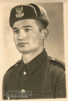 Zdjęcie portretowe: 1956r.