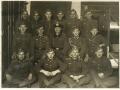 Żołnierze niemieccy w koszarach