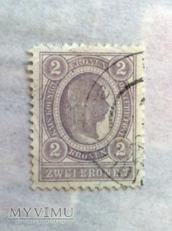 Franz Joseph 1899 2 Korona austro-węgierska