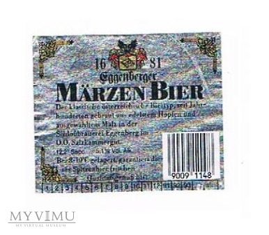 eggenberger märzen bier - kontra