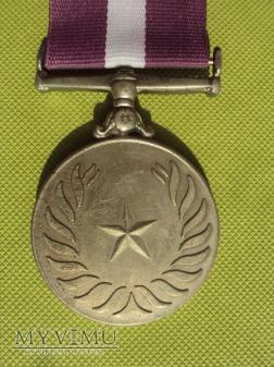 Medal Pakistański SERVICE MEDAL (10 YEARS)