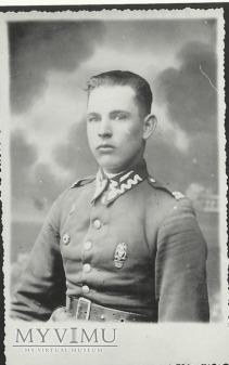 Kapral B.Szepeluk z 25 Pułku Ułanow Wielkopolskich
