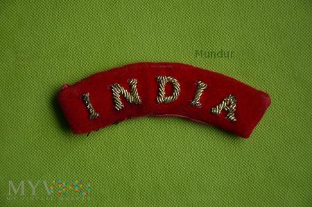 Oznaka: INDIA