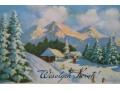 Zobacz kolekcję Kartka pocztowa Pocztówka Boże Narodzenie Wesołych Świąt