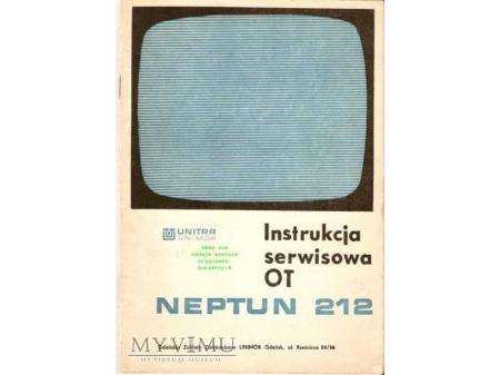 Instrukcja serwisowa NEPTUN 212