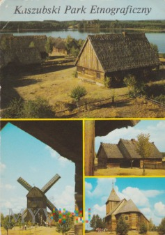 Duże zdjęcie Kaszubski Park Etnograficzny
