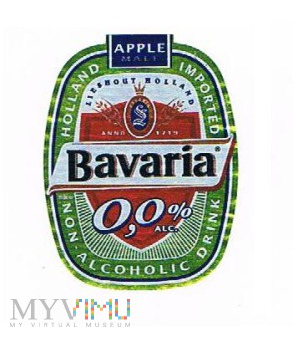 bavaria 0,0% apple