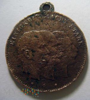 Niemcy, medal pamiątkowy trzech cesarzy