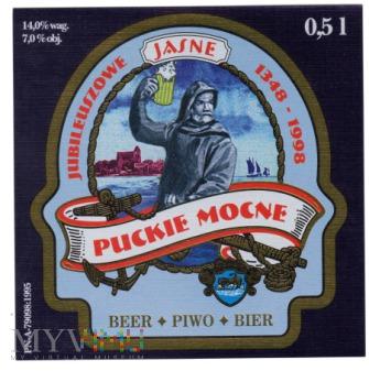 Puckie Mocne
