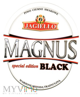 Magnus Black