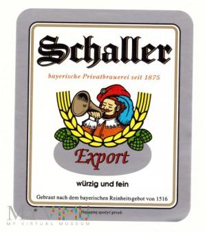 Schaller export