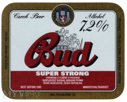 Bud Super Strong