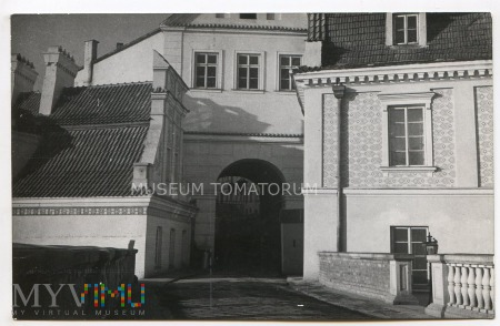 Lublin - Brama Grodzka - lata 60-te