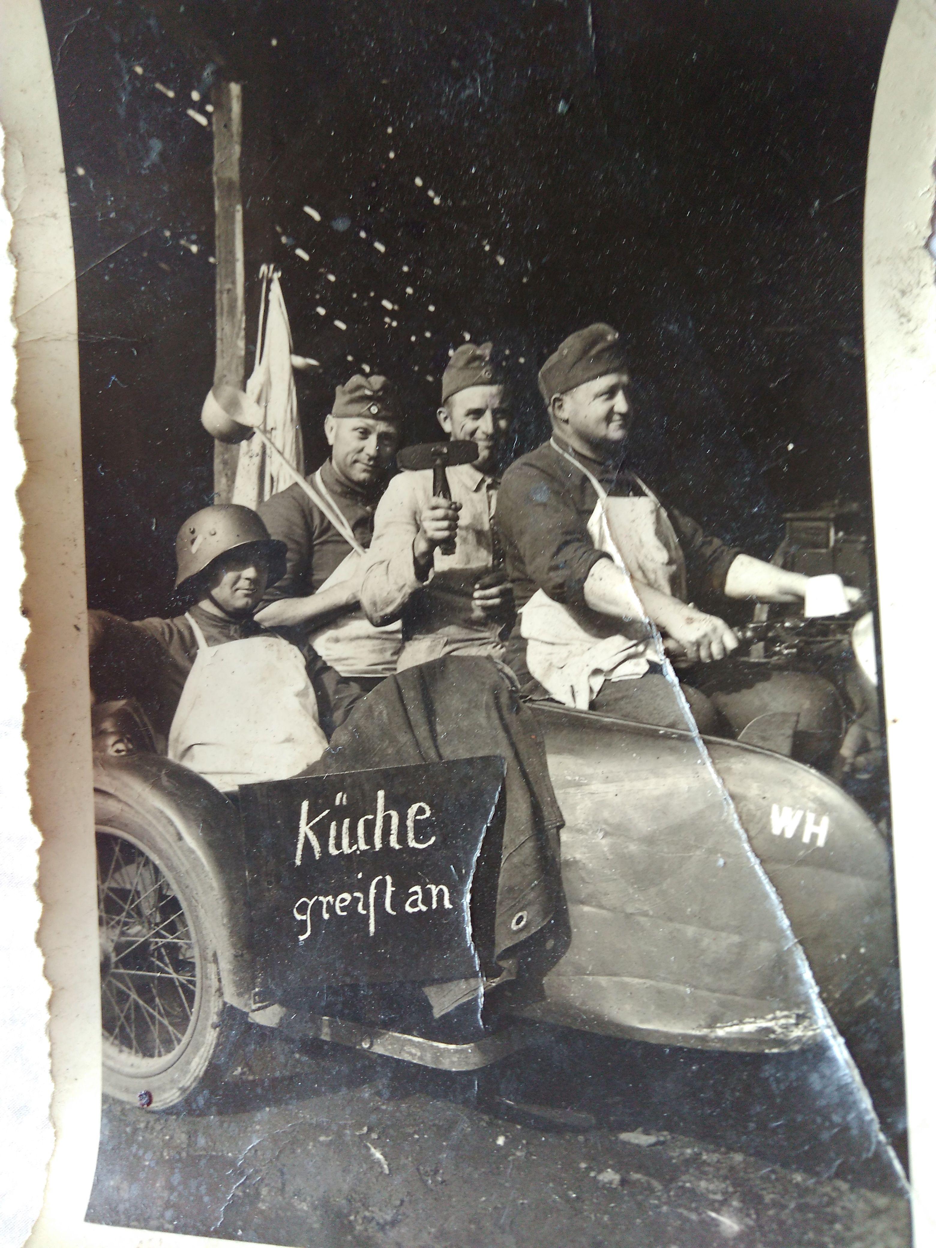 Niemiecka Kuchnia Polowa 1939 W Muzeum Szanujmyhistorie W Myvimu Com