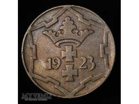 10 fenigow 1923