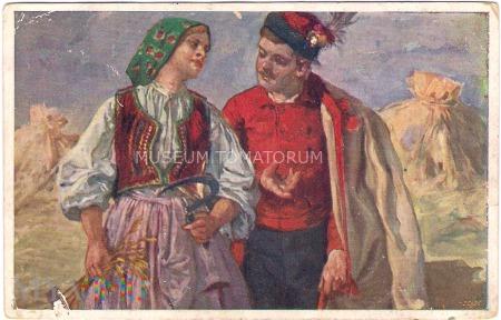 Setkowicz - Zaloty - pocz. XX w.