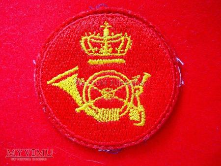 Emblemat poczty duńskiej