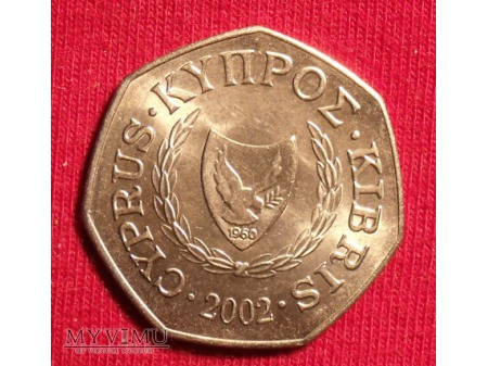 Cypr 50 cent