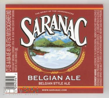 Saranac, Belgian Ale