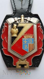 Duże zdjęcie Odznaka SAPEURS POMPIERS BRIGNOLES