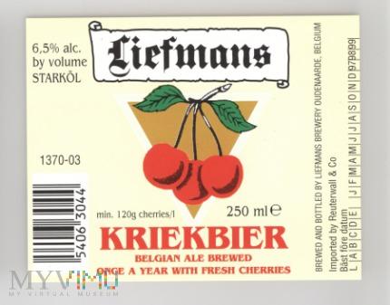 Liefmans, Kriekbier