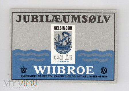 Wiibroe Jubilaeumsolv