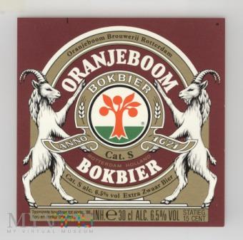 Oranjeboom Bokbier '86
