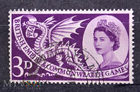 Elżbieta II, GB 303